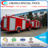 Lifting Ladder 3000L Rescue Water Pump Fire Truck