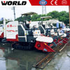 Hot Sale 4lz-4.0e Combine Harvester with Hydraulic Type Gear Box