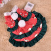 Pet Christmas Warm Outware Clothing