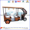 Tricycle for Electric Powered 3 Wheeler Able to Carry Passengers