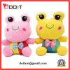 Baby Toy Cartoon Sitting Animal Plush Frog