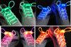 LED Pulse Motion Sensor Shoe Lace Colorful Flashing Light up LED Shoelace Light for Shoes Decoration