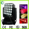 25*10W RGBW Matrix Stage Light LED Moving Head