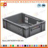 Ventilated Plastic Vegetable Baket Fruit Containers Food Display Box (Zhtb6)