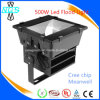 Most Powerful 500W LED Flood Light for Outdoor Projector with Ce RoHS Approved