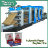 Auto Control Bottom Pasted Paper Bag Machine