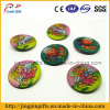 Promotional Gift Flashing 3D Smile Lapel Pin of Button Badge