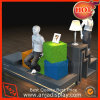 Wooden Display Stand for Kid′s Garment Stores