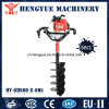 68cc Post Hole Digging Machine Gasoline Ground Drill