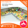 Funny Kid Naughty Castle Indoor Playground in Supermarket