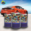 Cheap Price Magnificent Optical Effect Auto Paint Factory