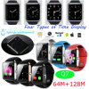 Mtk2502 System Smart Watch Phone with Bluetooth 4.0 (Q7)