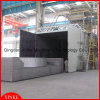 Complex Shape Multifuction Parts or Casting Turn Table Shot Blasting Machine