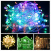 IP44 LED Christmas Fairy String Light with 10m 100bulbs