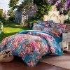 Home Textile Cotton Satin Bed Linen Bedding Set