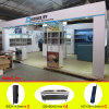 Indoor High Brightness Free-Standing Aluminum Frame Exhibition Booth