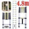 4.8 M Telescopic Ladder En 131/SGS Certificate