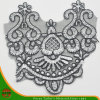 2016 New Design Embroidery Lace on Organza (HD-024)