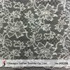 Jacquard Flower Curtain Lace Fabric (M0298)