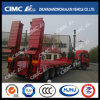 60t Lowbed Semi-Trailer with Concave Beam