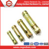 Zinc Plated Carbon Steel Anchors Bolt