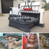 4axis Multi Spindle Wood CNC for Sofa Legs, Handrails, Armchairs