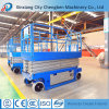 Full Auto Mobile Hydraulic Scissor Lift Platform with Ce ISO