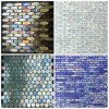 Popular Design Pearl Glass Marble Mosaic Tile