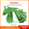 Tiller Tines for Sale Power Tiller Blade Harrow Disc Blade
