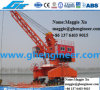 10t40m Low Portal Grab Mobile Railway Harbour Jetty Crane