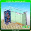 Bus Shelter - Bus Stop - Bus Station -Advertising Equipment - Display