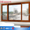 Excellent Quality Windproof America Style Glass Casement Window