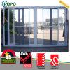 UPVC/ Aluminum Security Mesh Screen Sliding Door