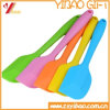 100% Food Grade Colorful Best Cooking Kitchen Silicone Spatula (YB-AB-012)
