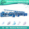 High Quality Ultrathin Sanitary Napkin Making Machine with Packing Machine