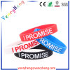Free Sample Guangzhou Manufacture Rubber Silicone Wristband