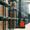 Shuttle Racking System for Cold Warehouse Storage