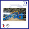 Hydraulic Semi-Automatic Straw Hay Baler Recycling Machine