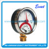 Water Temperature Gauge / Pressure Temperature Combination Gauge