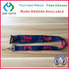 Factory Wholesale Price Promotional Woven Jacquard Neck Lanyard/Strap