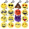 Lovely Mini Emoji Toy Keychain