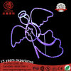 LED Decoration Oudoor Angle Iron Frame Motif Chritmas Light for Holiday Decoration