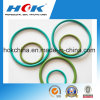 NBR Rubber Oil Sealing O Ring in Green