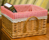 Hand Made Antique Wicker Basket Willow Utility Basket (BC-ST1251)
