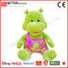 Super Soft Stuffed Animals Hippo Plush Toy for Baby Kids
