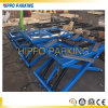 Double Cylinders Portable Hydraulic Scissor Car Lift