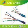 23AWG/4p UTP CAT6 LAN Cable Bare Copper Fluke Passed100m