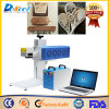 Jinan China CO2 Laser Marking Machine Wood CNC Marker Price