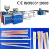 Three Color Straw Making Machine