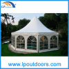 Hexagonal Shape Wedding Party Tent Pagoda Marquee Gazebo
